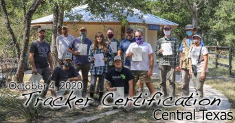 Central Texas Certification 10/04/2020