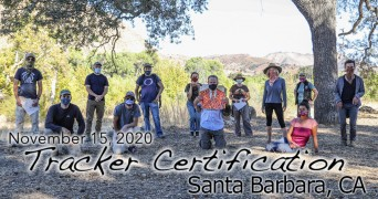 Santa Barbara Tracker Certification 11/15/2020